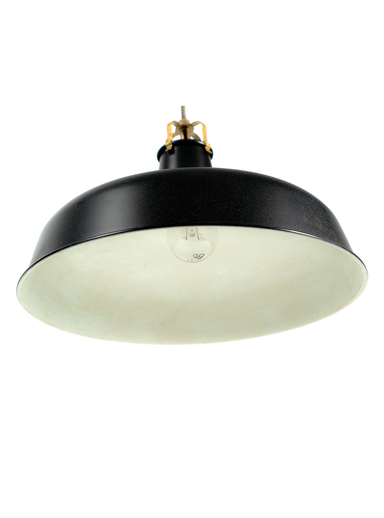 RENTAL - Black Pendant Light
