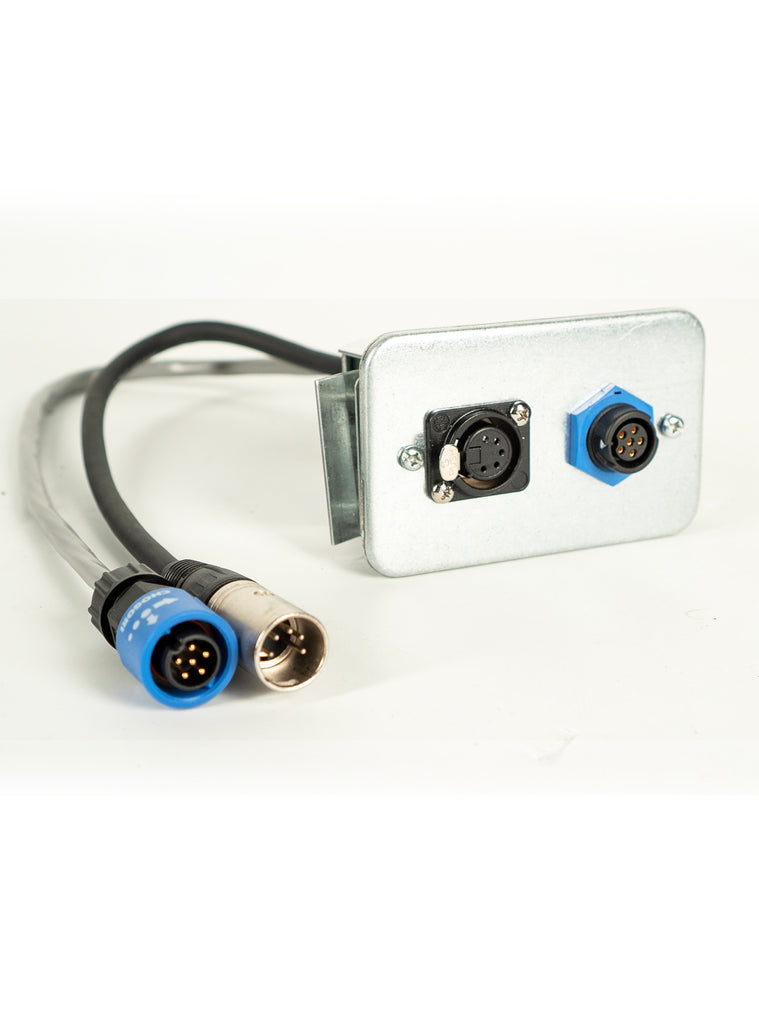 RENTAL - DMX/CHOGORI 6 - PIN RECEPTACLE
