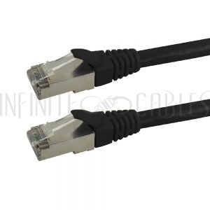 Cat6a SSTP 10GB Molded Patch Cable