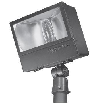 FLOODLIGHT HPS POLE MOUNT