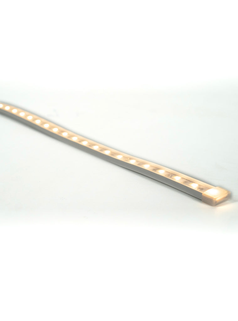 Flex Channel US-N1505 15x5mm 12mm PCB Clear Low Profile per Meter