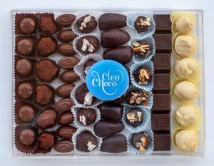 24 Piece Custom Truffle Chocolate Box