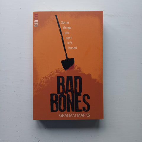 Bad Bones by Graham Marks