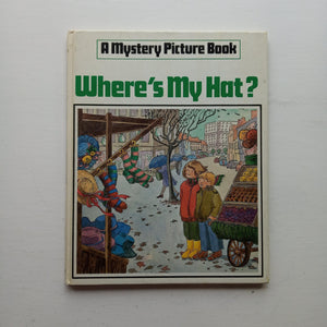 Where's My Hat by Neil and Ting Morris