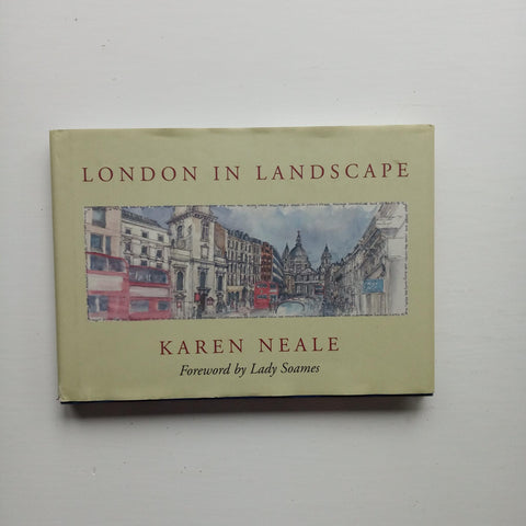 London in Landscape by Karen Neale