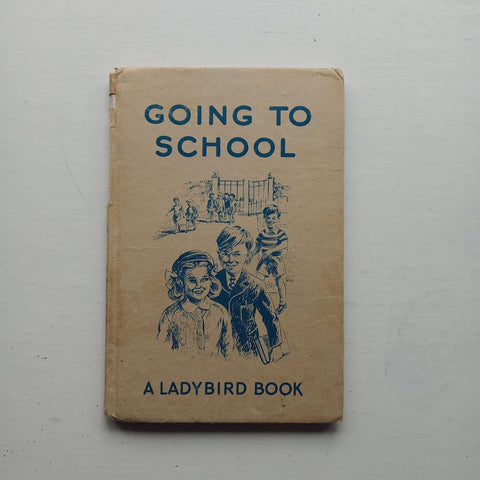 Going to School by M.E. Gagg