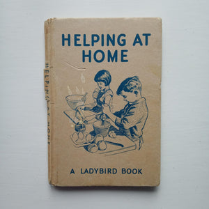 Helping at Home by M.E. Gagg