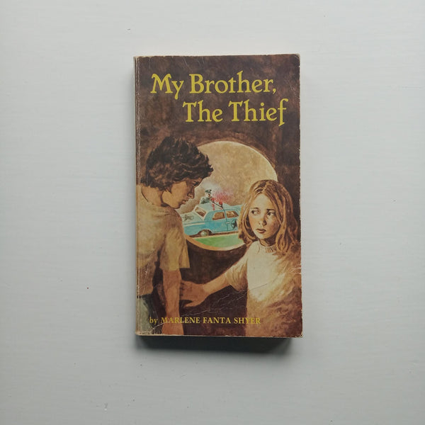 My Brother the Thief by Marlene Fanta Shyer