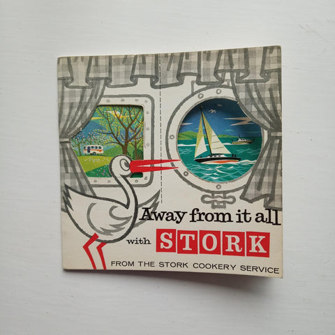 Away from it all with Stork by The Stork Cookery Service