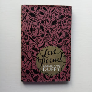 Love Poems by Carol Ann Duffy