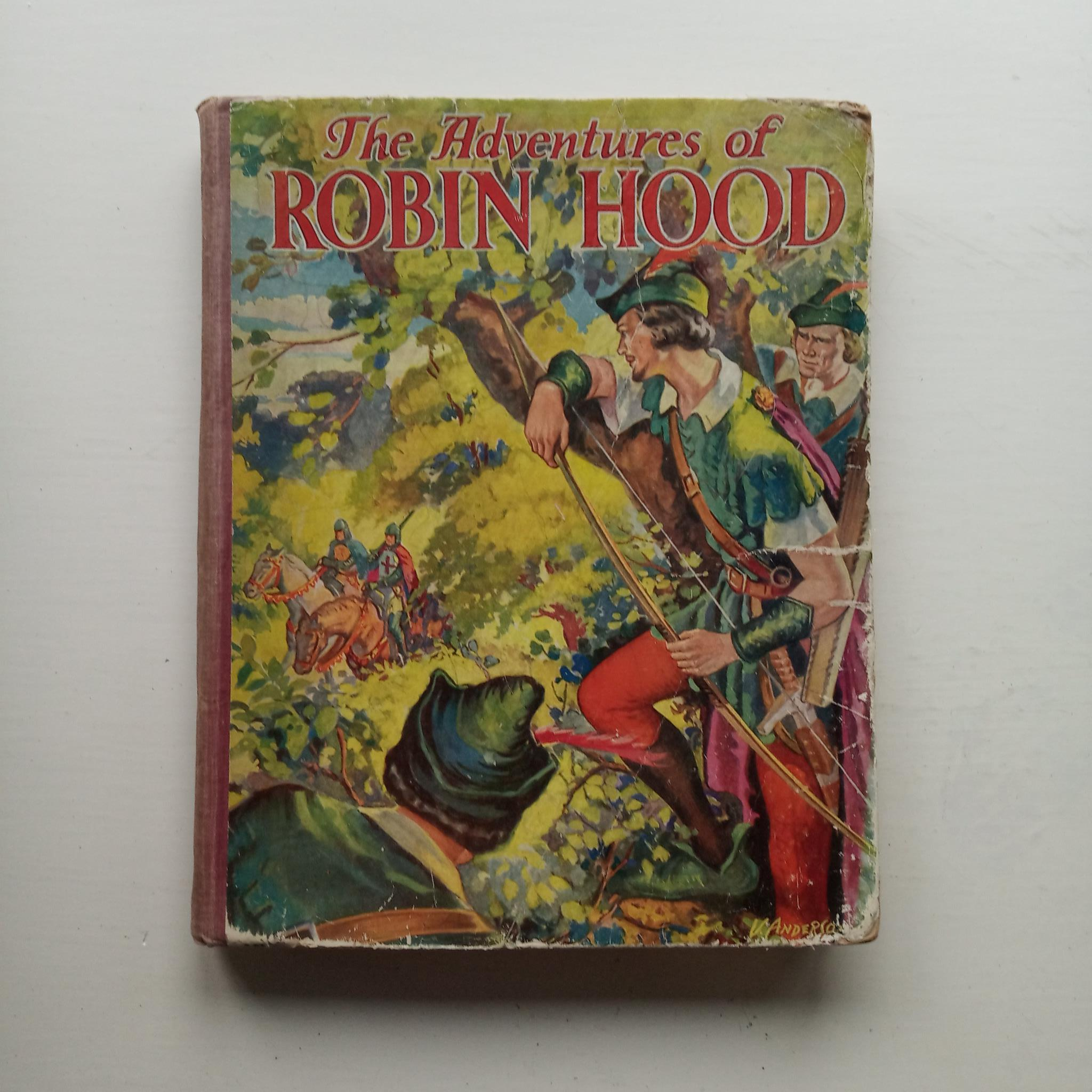 The Adventures of Robin Hood by Unknown