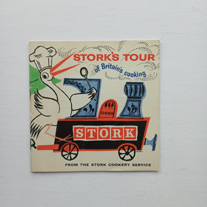 Stork's Tour of Britain's Cooking by The Stork Cookery Service