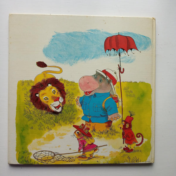 Tinker and Tanker in Africa by Richard Scarry