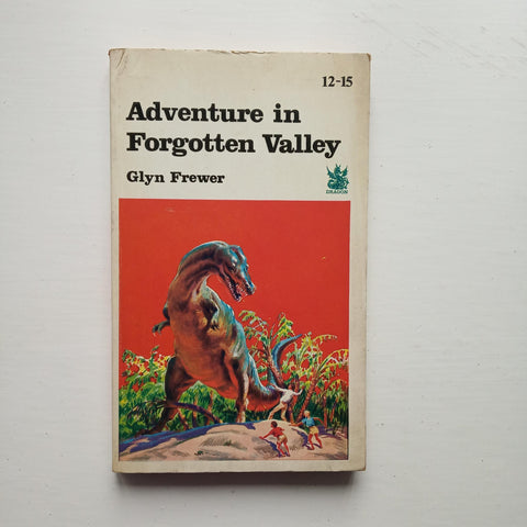 Adventure in Forgotten Valley by Glyn Frewer