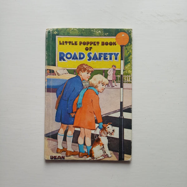 Little Poppet Book of Road Safety by Kathleen Holroyd