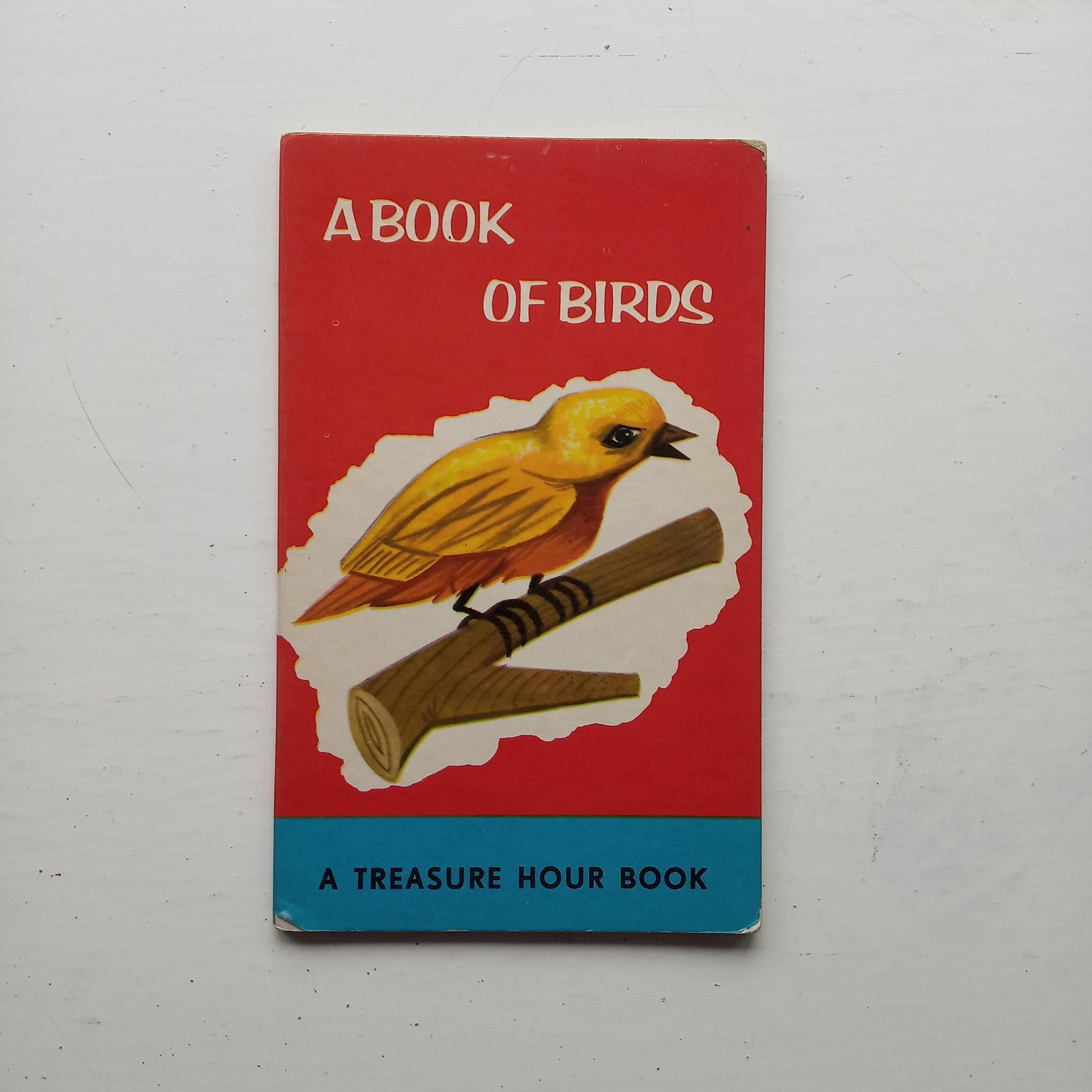 A Book of Birds by Uncredited