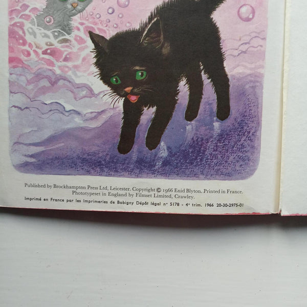 The Kitten That Disappeared by Enid Blyton