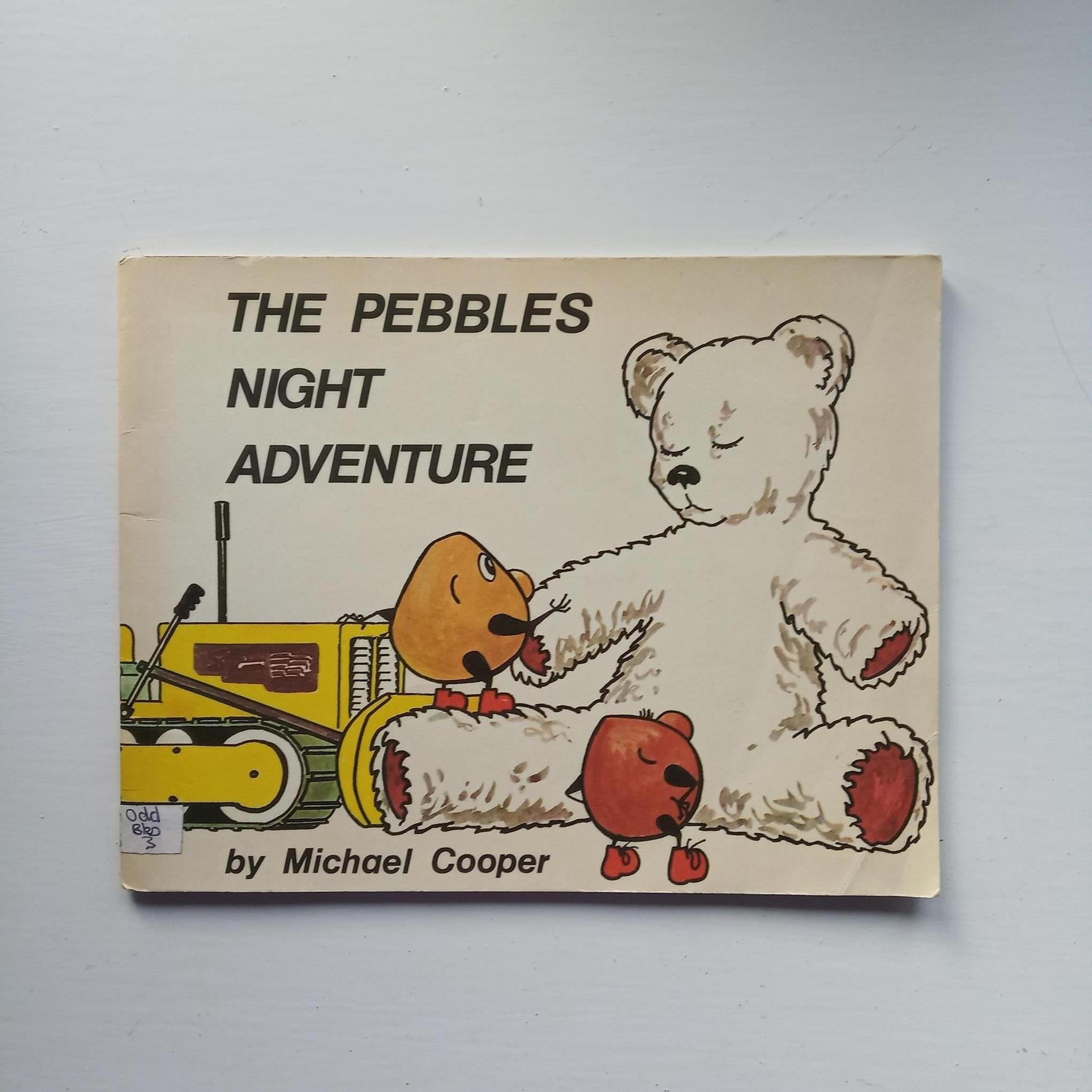 The Pebbles Night Adventure by Michael Cooper