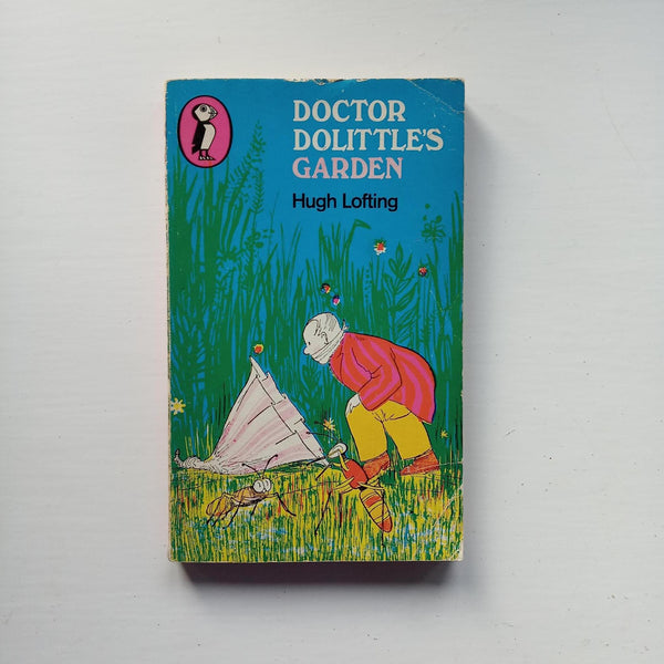 Doctor Dolittle's Garden by Hugh Lofting