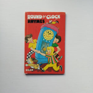 Round the Clock Rhymes by Uncredited