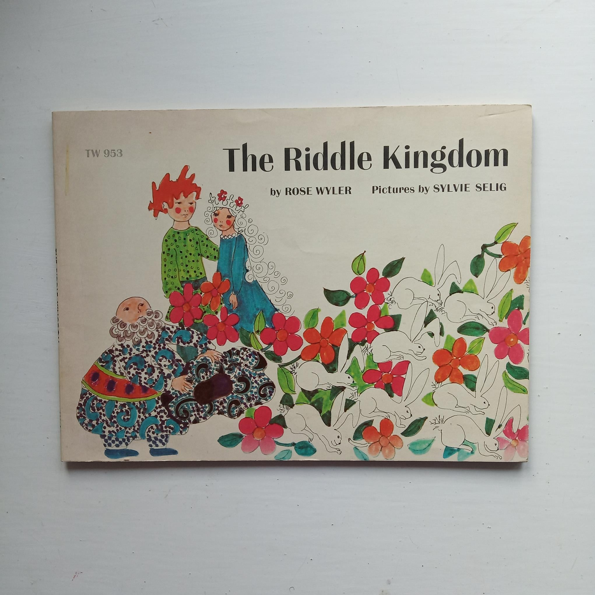 The Riddle Kingdom by Rose Wyler