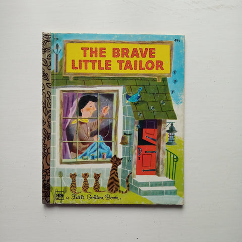 The Brave Little Tailor by Uncredited