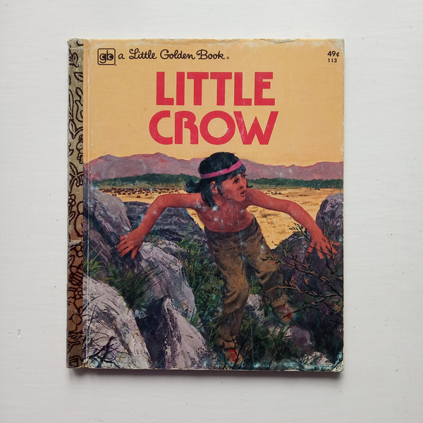 Little Crow by Caroline McDermott