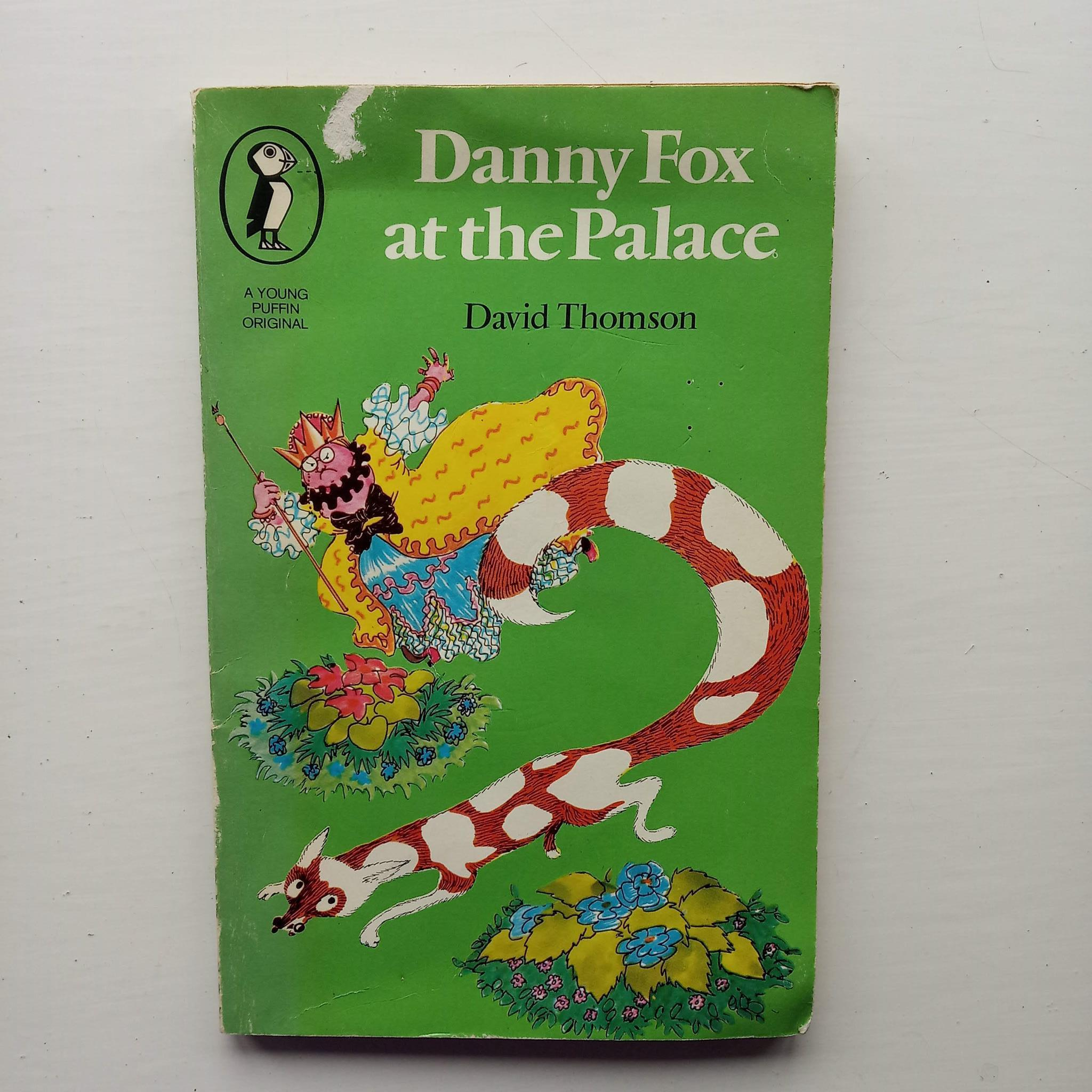 Danny Fox at the Palace by David Thomson