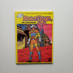 Bravestarr: The Gunslinger by Uncredited