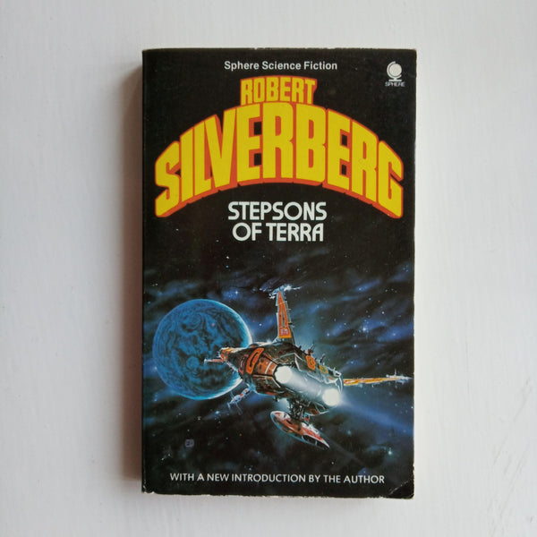 Stepsons of Terra by Robert Siverberg