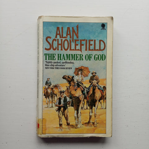 The Hammer of God by Alan Scholefield