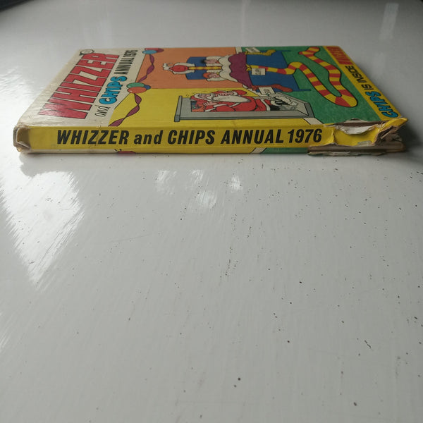 Whizzer and Chips Annual 1976 by Various