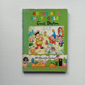 Noddy and the Tootles by Enid Blyton
