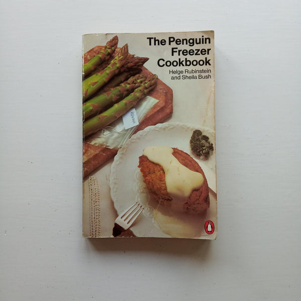 The Penguin Freezer Cookbook by Helge Rubinstein and Sheila Bush