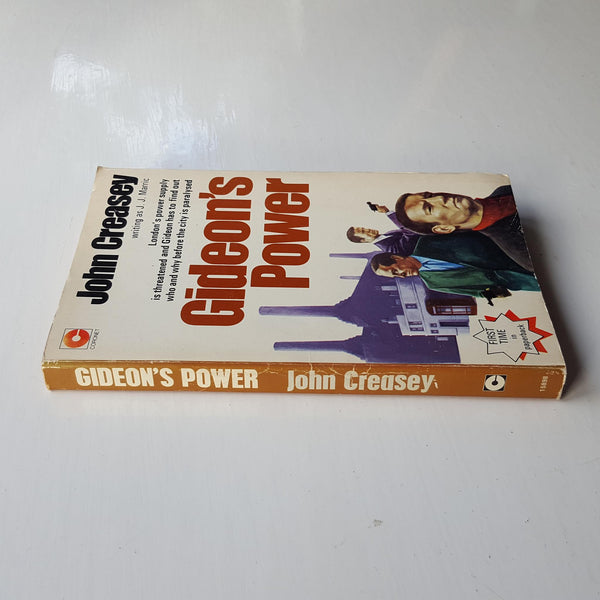 Gideon's Power by John Creasey
