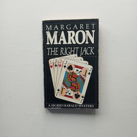 The Right Jack by Margaret Maron