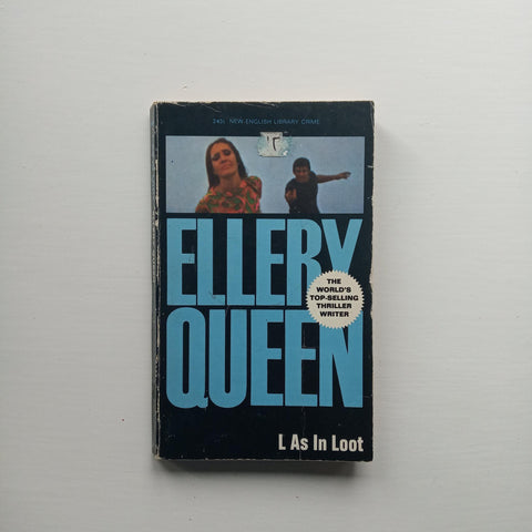 L As in Loot by Ellery Queen
