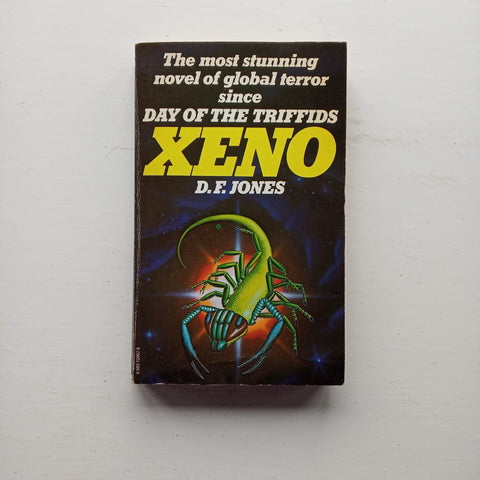 Xeno by D.F. Jones