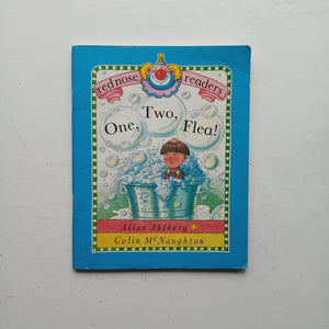 One, Two, Flea by Allan Ahlberg