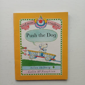 Push the Dog by Allan Ahlberg