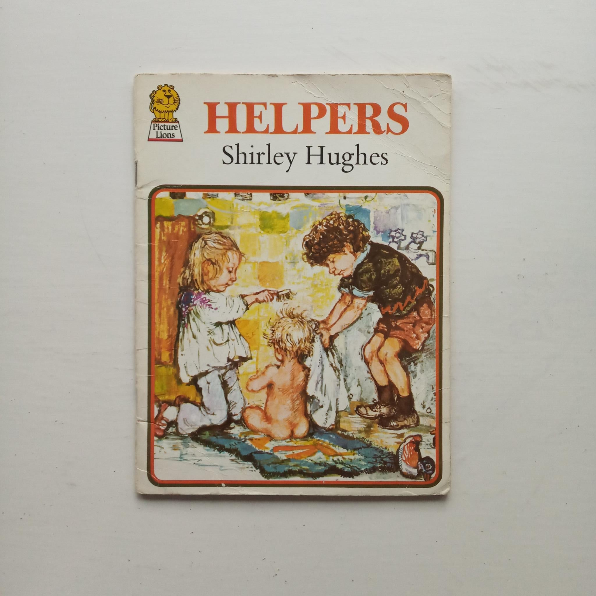 Helpers by Shirley Hughes