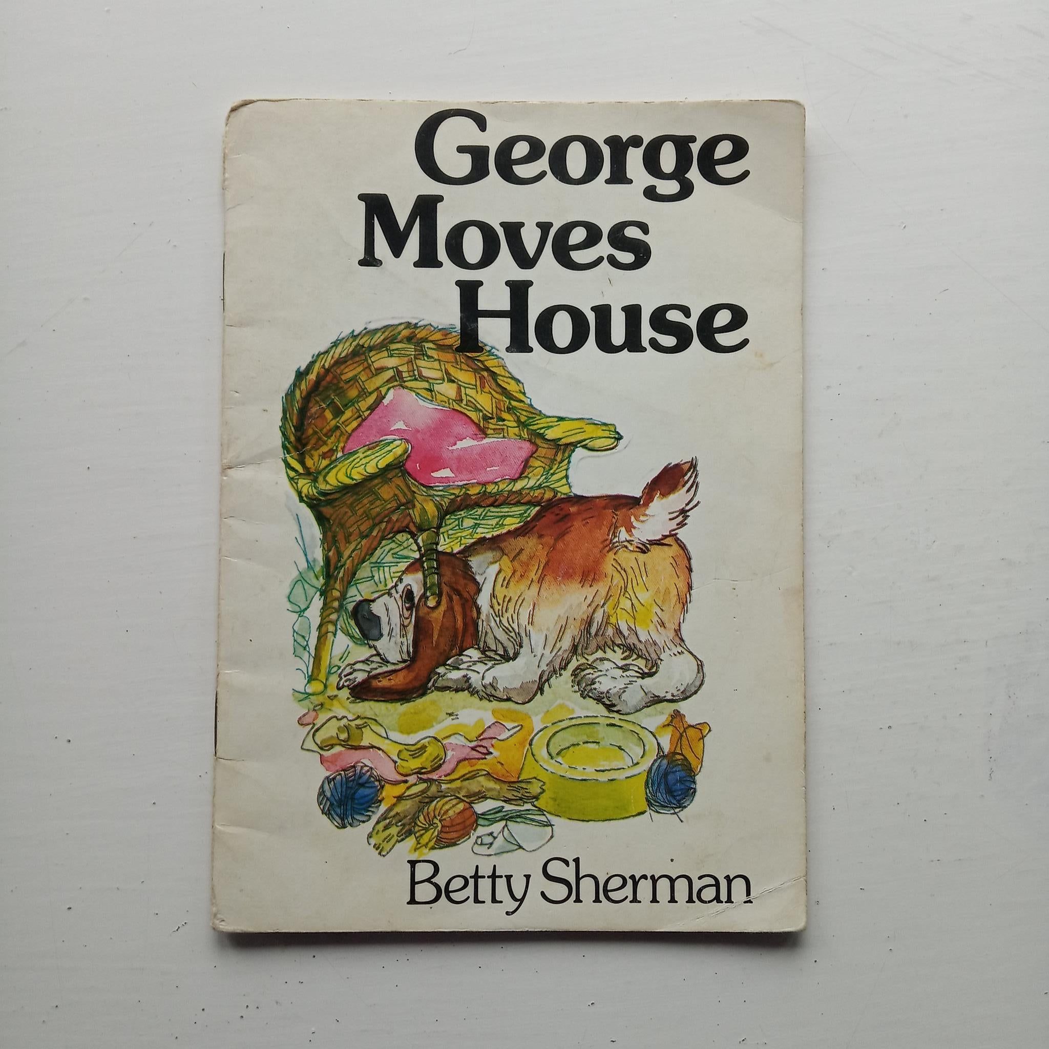 George Moves House by Betty Sherman
