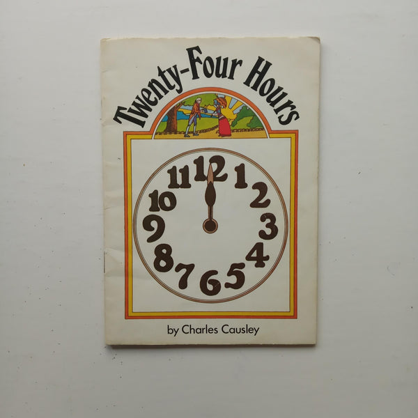 Twenty Four Hours by Charles Causley