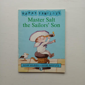 Master Salt the Sailors' Son by Allan Ahlberg