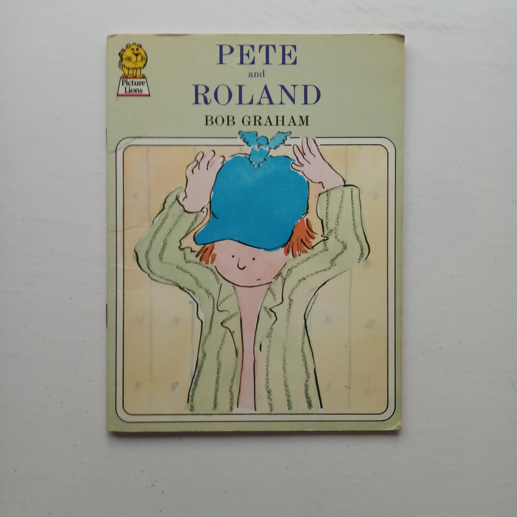 Pete and Roland by Bob Graham
