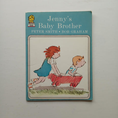 Jenny's Baby Brother by Peter Smith