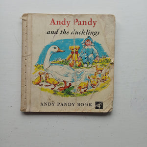 Andy Pandy and the Ducklings by Maria Bird