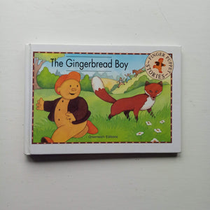 The Gingerbread Boy by Elizabeth Hastings