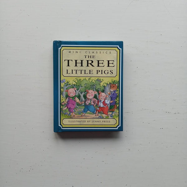 The Three Little Pigs by Stephanie Laslett