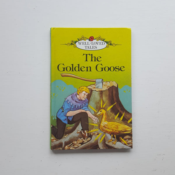 The Golden Goose by Betty Evans